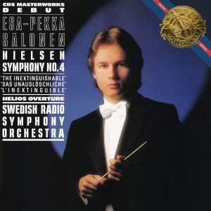 Nielsen: Symphony No. 4, Op. 29, & Helios Overture, Op. 17