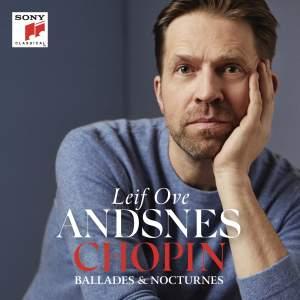 Chopin: Ballades & 3 Nocturnes