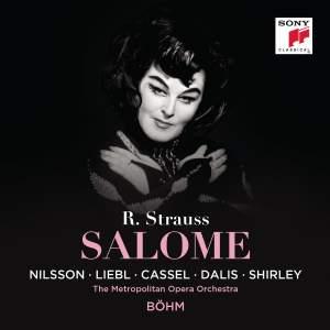 Strauss: Salome, Op. 54, TrV 215