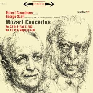 Mozart: Piano Concertos Nos. 22 & 23 (Remastered)