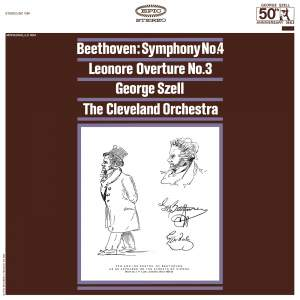 Beethoven: Symphony No. 4, Op. 60 & Leonore Overture, Op. 72 (Remastered)