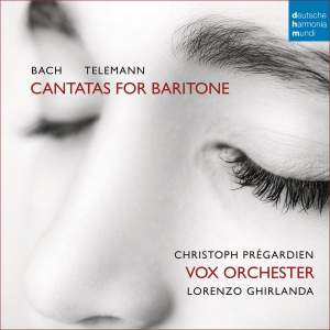 Bach & Telemann: Cantatas for Baritone Product Image