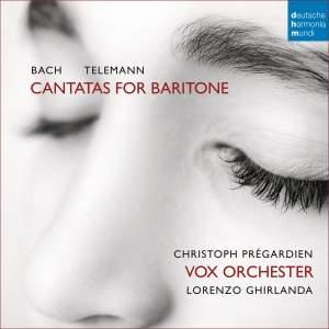 Bach & Telemann: Cantatas for Baritone
