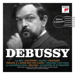 Debussy : Édition centenaire