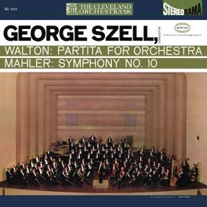 Walton: Partita for Orchestra - Mahler: Symphony No. 10 (Remastered)
