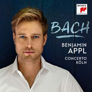 Benjamin Appl: Bach Product Image
