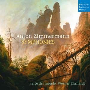 Anton Zimmermann: Symphonies Product Image