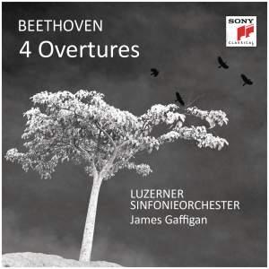 Beethoven: 4 Ouverturen / Overtures