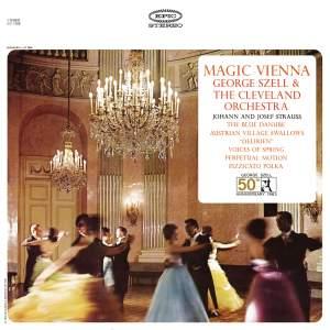 Magic Vienna: Works by Johann and Josef Strauss