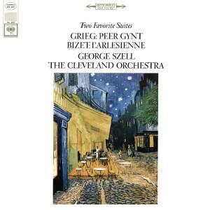 Bizet: L'Arlésienne - Grieg: Peer Gynt Suite No. 1, Op. 46