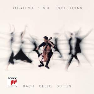 Six Evolutions - Bach: Cello Suites Product Image