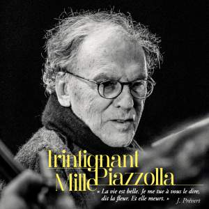 Trintignant/Mille/Piazzolla Product Image