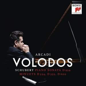 Schubert: Piano Sonata No. 20 & 3 Minuets