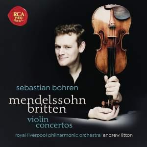 Mendelssohn & Britten: Violin Concertos