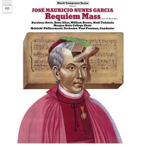 Black Composer Series, Vol. 5: José Mauricio Nunes Garcia: Requiem Mass