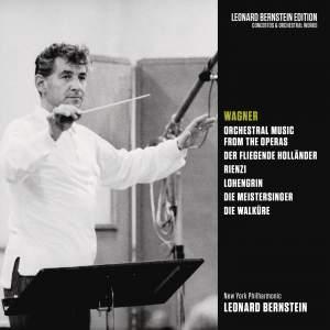 Wagner: Orchestral Music from Der Fliegende Holländer, Rienzi, Lohengrin, Die Meistersinger & Die Walküre
