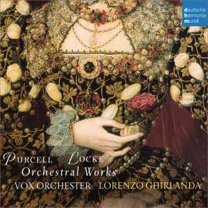 Purcell & Locke: Orchestral Works Product Image