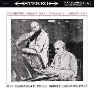 Beethoven: Violin Sonatas Nos. 1 & 9 'Kreutzer'