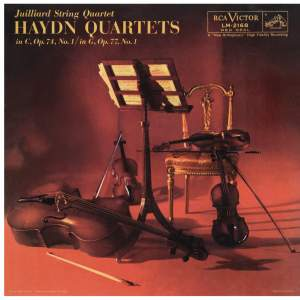 Haydn: String Quartet No. 57 in C Major, Op. 74 No. 1, Hob. III:72 & String Quartet in G Major, Op. 77 No. 1, Hob. III:81 'Lobkowitz'