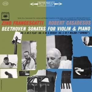 Beethoven: Violin Sonatas Nos. 3, 4 & 5 'Spring'