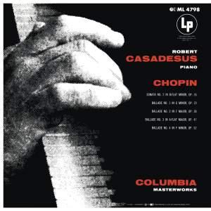 Chopin: Piano Sonata No. 2 & Ballades Nos. 1-4