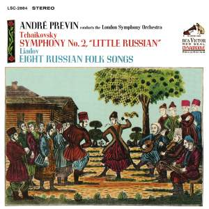 Tchaikovsky: Symphony No. 2 in C Minor, Op. 17 & Liadov: Eight Russian Folk Songs, Op. 58
