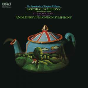 Vaughan Williams: Pastoral Symphony (Symphony No. 3), IRV. 57 & Concerto for Bass Tuba and Orchestra in F Minor, IRV. 92