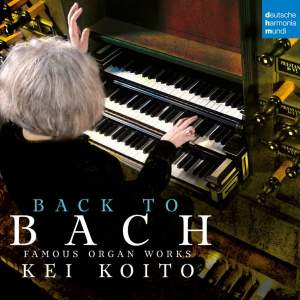 Bach: Famous Organ Works Product Image