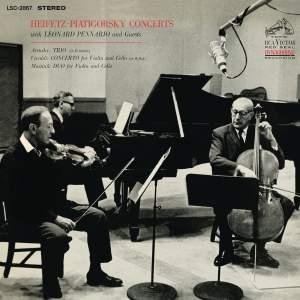 Arensky: Piano Trio No. 1 in D Minor & Vivaldi: Concerto in B-Flat Major & Martinu: Duo for Violin and Cello No. 1