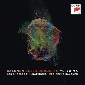 Salonen: Cello Concerto
