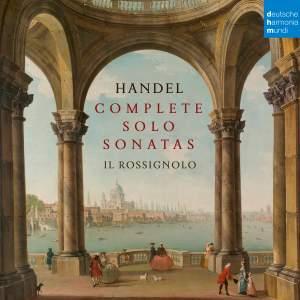 Handel: Complete Solo Sonatas