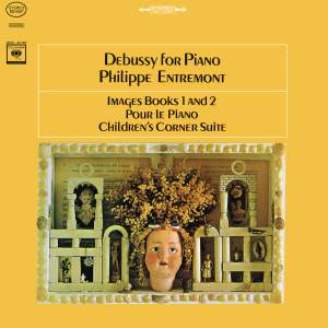 Debussy: Images Book 1 and 2 & Pour le Piano & Children's Corner Suite