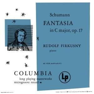 Schumann: Fantasia in C Major, Op. 17 & Kinderszenen, Op. 15: No. 7, Träumerei