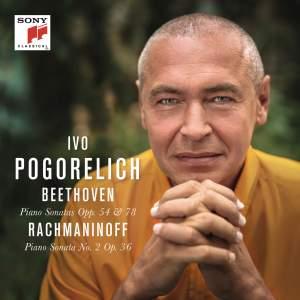 Beethoven: Piano Sonatas Nos. 22 & 24, Rachmaninov: Piano Sonata No. 2
