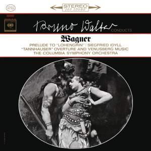 Wagner: Lohengrin Prelude & Siegfried Idyll & Venusberg Music