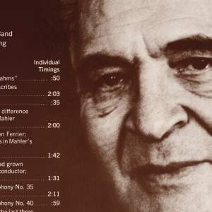 Bruno Walter Recollects