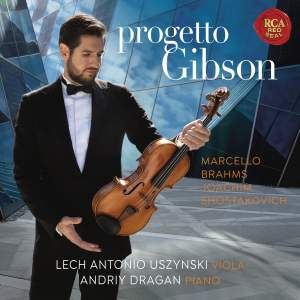 Progetto Gibson - A legendary Stradivari Viola Product Image