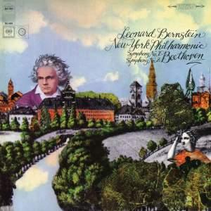 Beethoven: Symphony No. 2 in D Major, Op. 36 & Symphony No. 1 in C Major, Op. 21