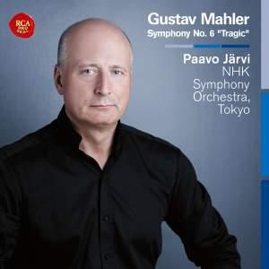 Mahler: Symphony No. 6 'Tragic' Product Image