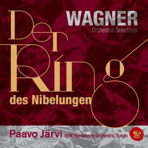 Orchestral Selections from 'Der Ring des Nibelungen' Product Image