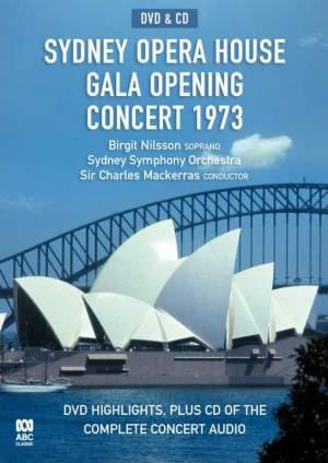 Sydney Opera House Gala Opening Concert 1973