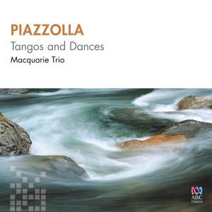 Piazzólla: Tangos and Dances