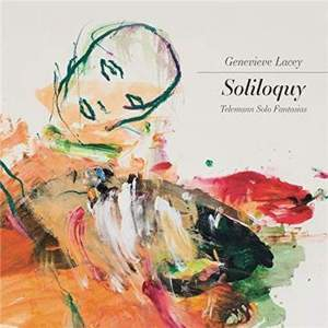 Soliloquy - Telemann Fantasias for Solo Flute Product Image