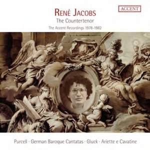 René Jacobs - The Countertenor
