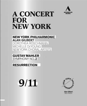 A Concert for New York Product Image