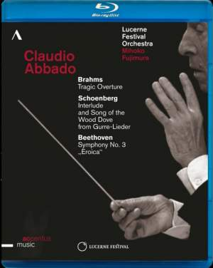Claudio Abbado conducts Brahms, Schoenberg & Beethoven