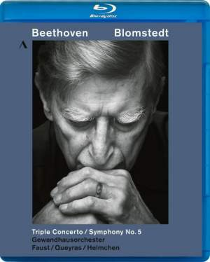 Beethoven: Symphony No. 5 & Triple Concerto Product Image