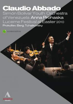 Claudio Abbado conducts Prokofiev, Berg & Tchaikovsky Product Image