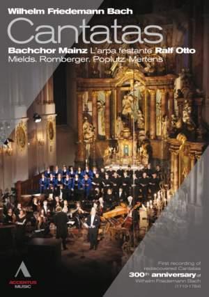 300th Anniversary of Wilhelm Friedemann Bach