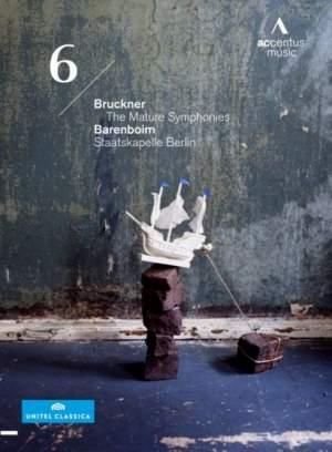 Bruckner: The Mature Symphonies (Symphony No. 6) Product Image